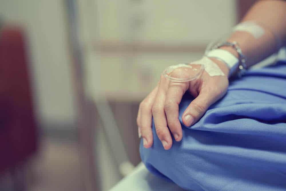 kemoterapi görmek