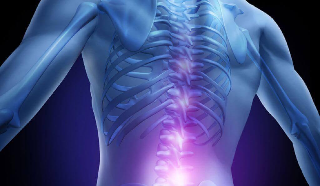 sıkıntılı omurga
