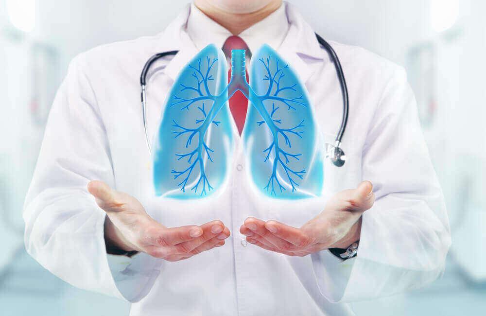 akciğerler ve doktor